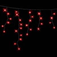 Гирлянда ICICLE DELUX3x0,7м (Сталактит) 100 LED красный