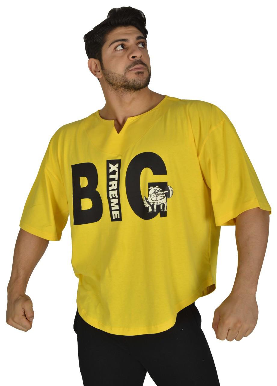 Топ-футболка Big Sam 3217