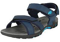 Сандалии 4F H4L18 SAM002-blue