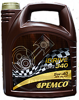 Моторное масло PEMCO iDRIVE 340 4L