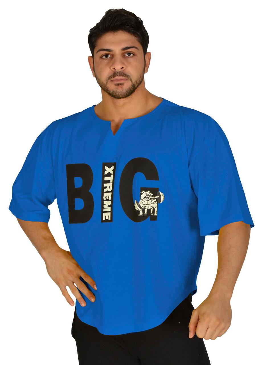 Топ-футболка Big Sam 3220