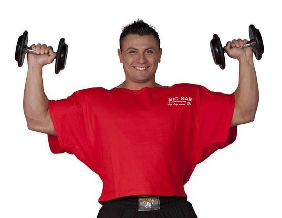 Топ-футболка Big Sam 3106, фото 2