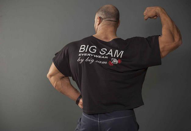 Топ-футболка Big Sam 3036, фото 2