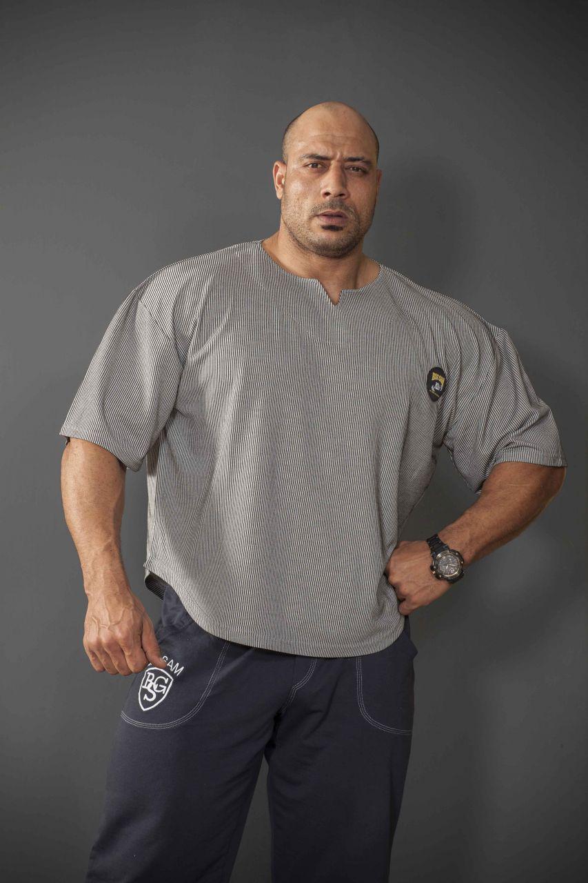 Топ-футболка Big Sam 3123