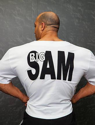 Топ-футболка Big Sam 3193, фото 2