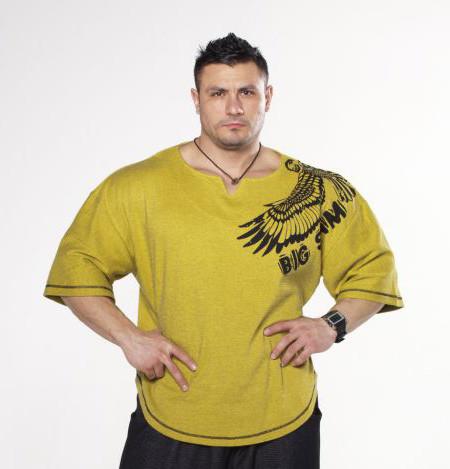 Топ-футболка Big Sam 3070
