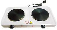 Электроплита дисковая настольная WIMPEX HP WX-200A