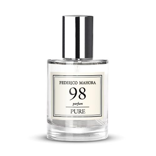 FM Pure 98 Духи для женщин Аромат Mexx Mexx Woman (Мекс Вумен) Парфюмерия FM Group by Federico Mahora