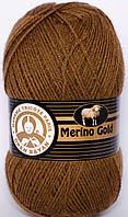Madame Tricote Merino Gold № 053 светло-коричневый