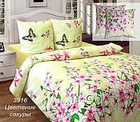 Ткань для постельного белья, 100% хлопок Цветение сакуры
