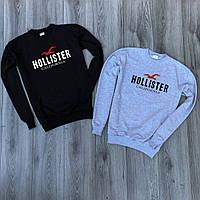 Свитшот Hollister logo | Кофта стильная