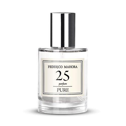 FM Pure 25 Духи для женщин Аромат HugoBoss Hugo Woman (Хьюго Босс Хьюго Вумэн) Парфюмерия Federico Mahora