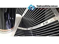 Пленочный теплый пол инфракрасная пленка In-Therm T-305,(Южная Корея) размером 0,50м х 0,50м, фото 1
