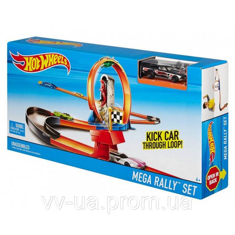 Трек Hot Wheels 3 в 1 Супер Гонки, в асс. (3)
