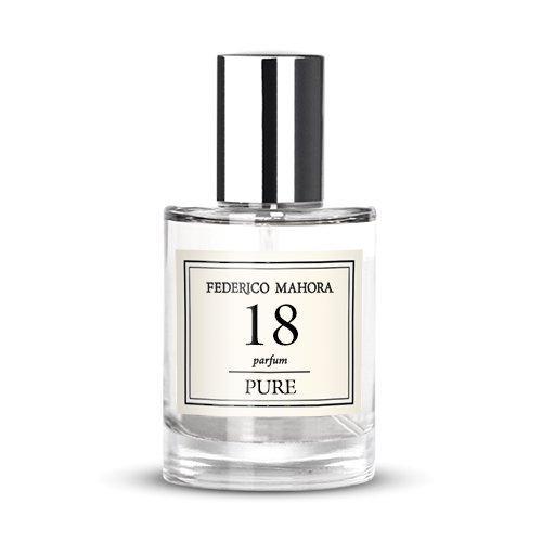FM Pure 18 Духи для женщин. Парфюм Аромат Chanel Coco Mademoiselle (Шанель Коко Мадемуазель)