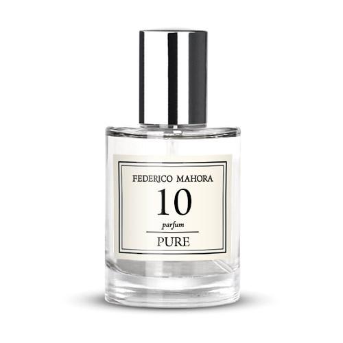 FM Pure 10 Духи для женщин. Парфюмерия Аромат Christian Dior J'adore (Кристиан Диор Жадор)