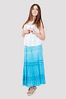 Женская юбка из хлопка