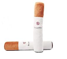 Оригинальная подушка в виде сигареты, 80см, Уникальный подарок со смыслом), фото 3