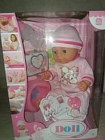 Пупс Baby Born (Беби Берн) Doll 39 см 2 цвета