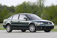 Лобовое стекло Volkswagen Passat B5/B5.5 (1997-2005), фото 1
