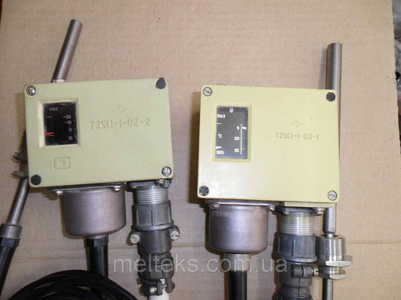 Терморегулятор Т21К1