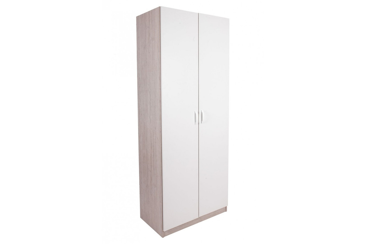 Шкаф с дверью Barsky Office White/Oregon OFWО-04