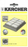 HEPA фильтр для пылесосов Karcher