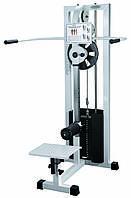 Тренажер для ягодичных, приводящих и отводящих мышц бедра стоя INTER ATLETIKA GYM ST121