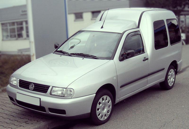 Лобовое стекло Volkswagen Caddy (1996-2004), фото 1