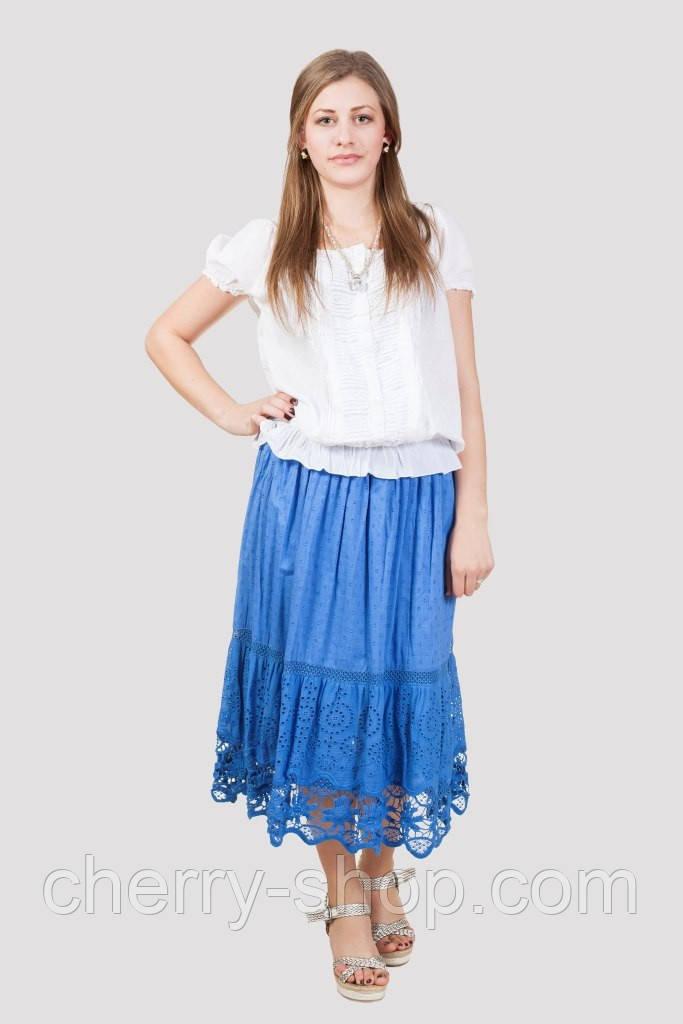 Женская летняя юбка Размер М, Л, ХЛ
