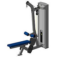 Комбинированный Блок для мышц спины (Верхняя и нижняя тяга) INTER ATLETIKA X-LINE X118
