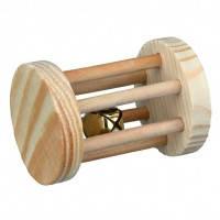Trixie Spielrolle игрушка барабан для грызунов 5х7см