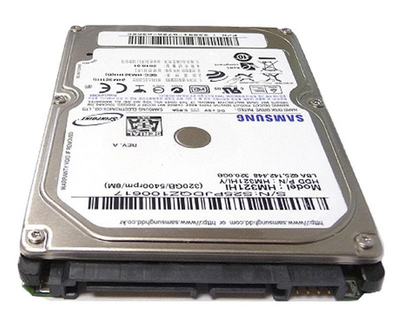 "Накопитель HDD 2.5"" SATA  320GB Samsung Spinpoint M7E 5400rpm 8MB (HM321HI) гар. 12 мес."