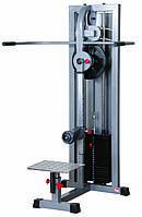 Тренажер для ягодичных, приводящих и отводящих мышц бедра стоя INTER ATLETIKA GYM BT121