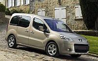 Заднее стекло Peugeot Partner (2008-), фото 1