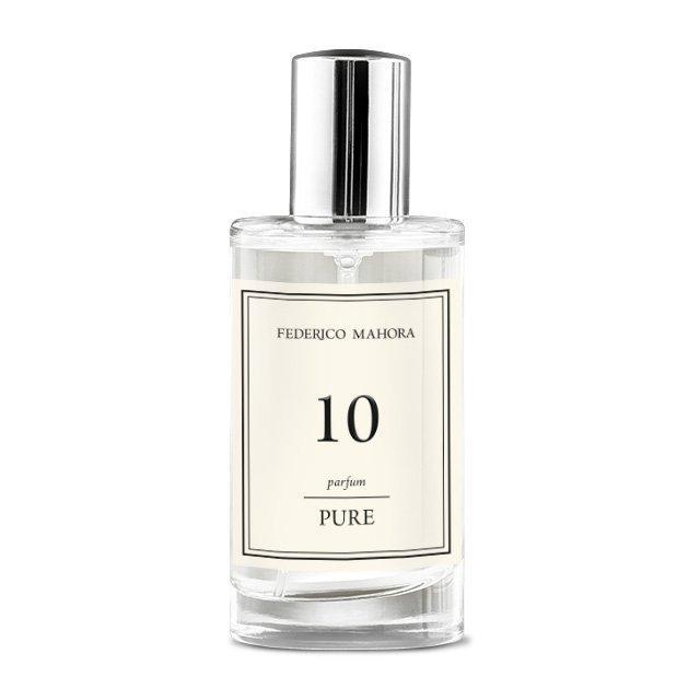 Fm 10 Pure 50 ml Духи для женщин. Парфюм Fm World Аромат Christian Dior J'adore (Кристиан Диор Жадор)