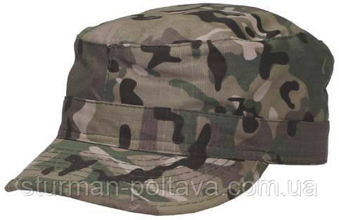Кепка польова армійська камуфляж MULTICAM бавовна MFH Німеччина - розмір XL
