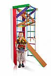 Спортивный уголок для девочек из дерева «Барби 3-220», фото 2