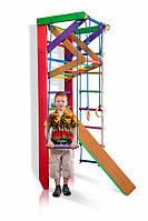 Спортивный уголок для девочек из дерева «Барби 3-220»