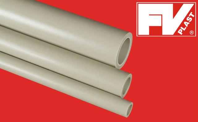 Трубопроводная система ПП-Р FV-plast (Чехия)