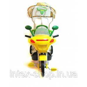 Детский велосипед трехколесный B 3-9 6012 Green, фото 2