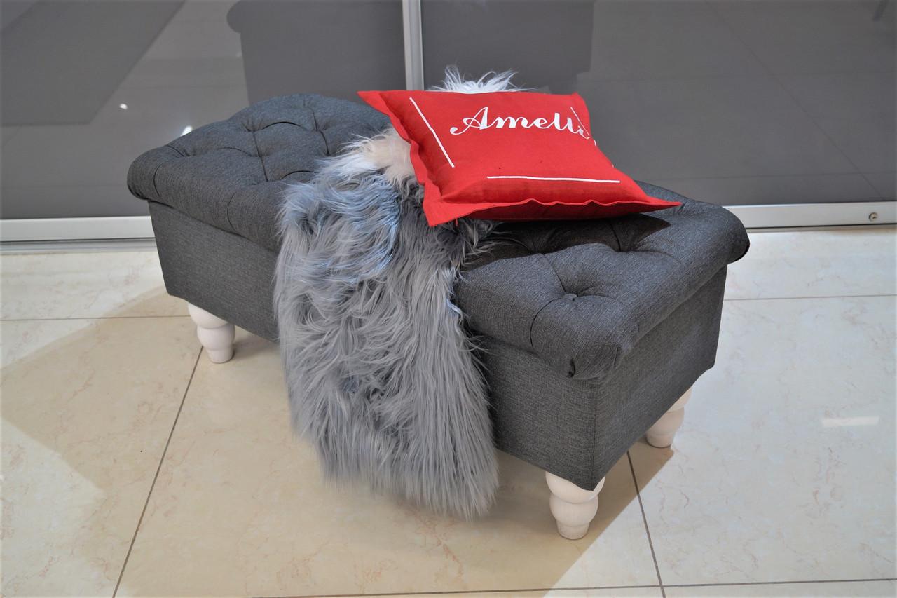 Оттоманка Amelli с нишей для хранения