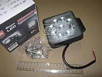 Фара LED дополнительная 13,5W  DK B2-13,5W-B-LED