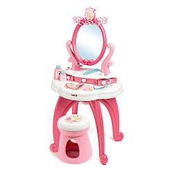 Туалетный столик с зеркалом и стульчиком Disney Princess Smoby 3+ (320222)