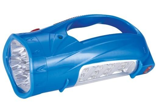 Фонарь светодиодный аккумуляторный 2812