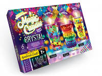 Творчество. Парафиновые свечи с кристаллами Magic Candle Crystal Пок. /10/ (MgC-02-01)