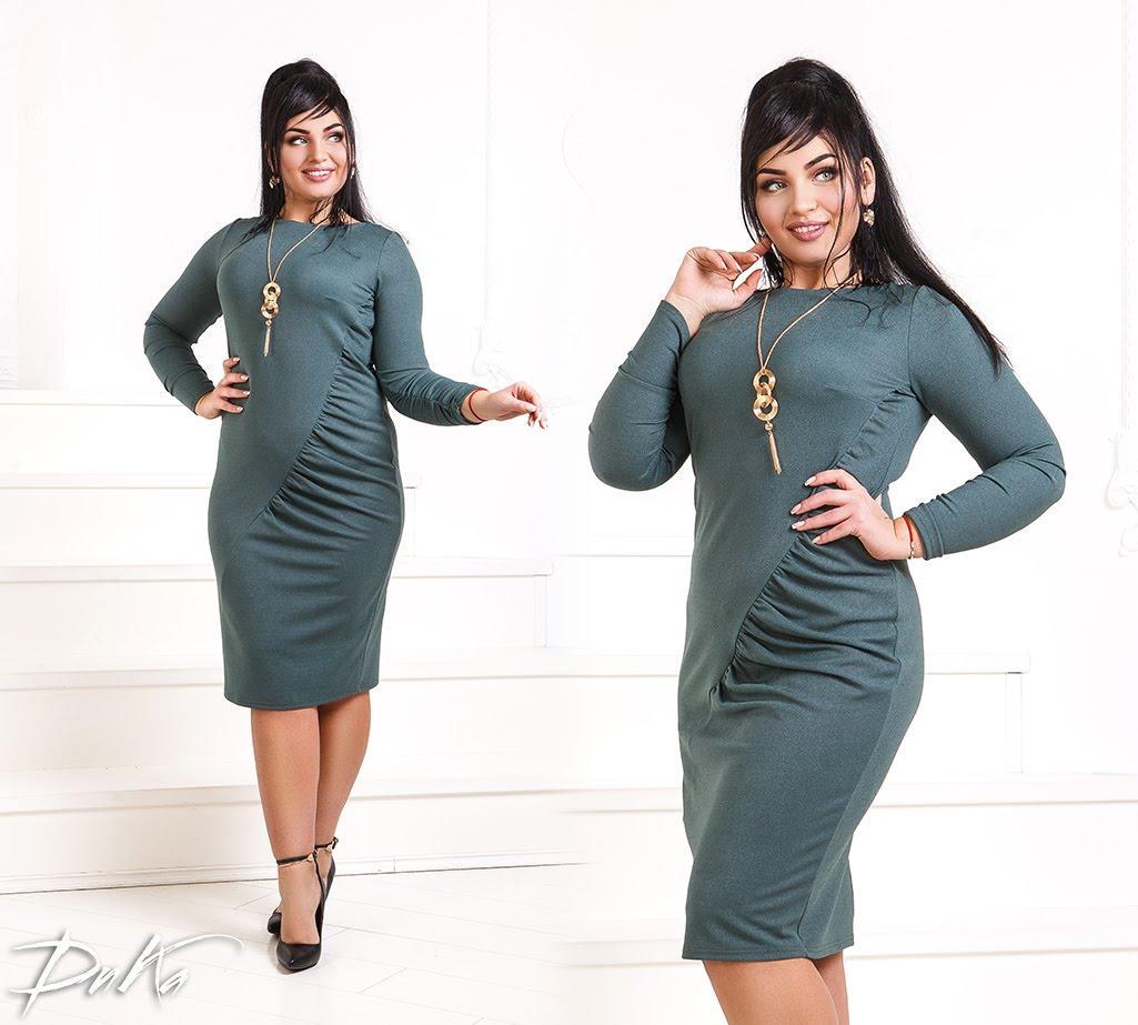 Платье женское 0231дг батал