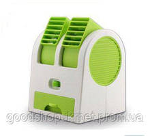 Автомобильный мини-вентилятор USB, кондиционер Conditioning Air Cooler USB Electric Mini Fan (Air Fan-gree
