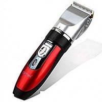 Машинка для стрижки волос Gemei GM 6001 профессиональная аккумуляторная