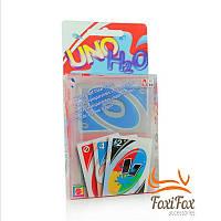 Пластиковые карты Uno прозрачные